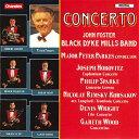 【レアCD】コンチェルト演奏:ブラック・ダイク・ミルズ・バンドConcertoBlack Dyke Mills Band【ブラスバンド CD】