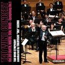 タッド・ウィンド・コンサート(39)フィリップ・スパーク/交響曲第1番「大地、水、太陽、風」TAD WIND CONCERT Vol.39Earth, Water, …