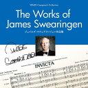 【お取り寄せします 約5-10日間】ジェイムズ・スウェアリンジェン作品集Wako Composer's CollectionThe Works of James Swearingen【…