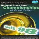 【レアCD】全英ブラスバンド選手権1998演奏:ヨークシャー・ビルディング・ソサエティほかHighlights from National Brass Band Champi…