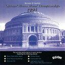 【レアCD】全英ブラスバンド選手権1995演奏:ブラック・ダイク・ミルズ・バンドほかNational Brass Band Championships Highlights 199…