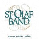 セント・オラフ・バンド演奏:セント・オラフ・バンドSt.Olaf Band【吹奏楽 CD】