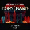 ライヴ・フロム・ニューヨーク・シティ演奏:コーリー・バンド&ニューヨーク・スタッフ・バンドLive from NYC 11.2.19 New York Staf…