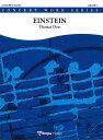 アインシュタイン作曲:トーマス・ドスEinstein【吹奏楽 楽譜セット】