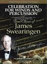 【取寄 約3-5日間】管打楽器のための祝典(管楽器と打楽器のためのセレブレーション) 作曲:ジェイムズ・スウェアリンジェン Celeb…