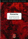 パナシェ 作曲:ロビン・デューハースト Panache Robin Dewhurst【ユーフォニアム&ピアノ譜セット】