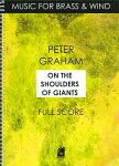 巨人の肩にのって作曲:ピーター・グレイアムOntheShouldersofGiants-ConcertoforBrass,WindandPercussion【吹奏楽-楽譜セット】