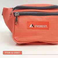 EVEREST-044KDピンク&グレーPINK&GRAY桃色灰色