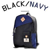 BANDWAGONTHE2TONEBACKPACK_BLK/NVYブラックネイビー