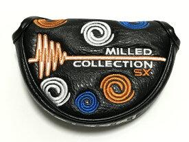 ODYSSEY(オデッセイ) ミルド コレクション SX ハーフマレットタイプ  パターカバー MILLED COLLECTIN SX SMALL MALLET