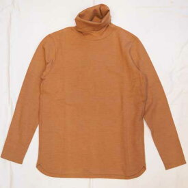 GYPSY&SONS ジプシーアンドサンズWOOL PNCH TURTLE NECK T-BEIGE-