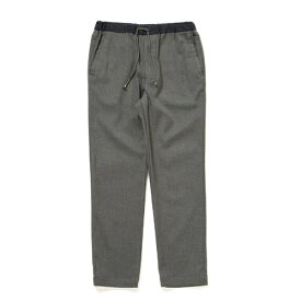A VONTADEアボンタージSlim Easy Slacks-CHARCOAL-