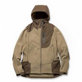 and wander-アンドワンダーstretch shell jacket ストレッチシェルジャケット-BG-