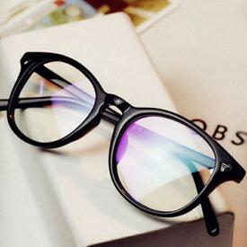 11color おしゃれ ボストン 伊達メガネ Bruno Clear メンズ レディース ユニセックス UVカット 伊達 メガネ UVカット 黒ぶち かわいい 丸 メガネ 伊達眼鏡 ファッション ccg-0003