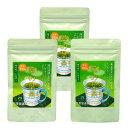 桑の葉茶 粉末100g ×3袋 熊本県産 送料無料