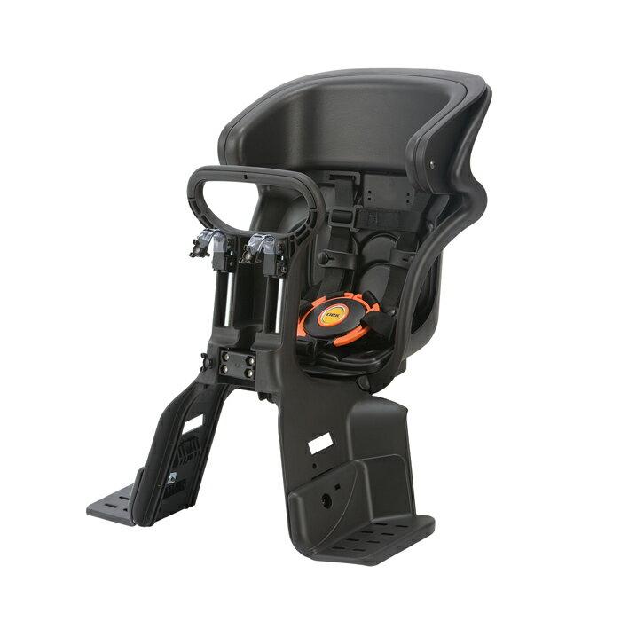 【送料無料】 ヘッドレスト付コンフォートフロント子供のせ ブラック・ブラック FBC-011DX3-68|OGK| 黒 |自転車|椅子|ヘッドレスト|シート|オージーケー|おしゃれ|安全|チャイルド|子供用| 10P18Jun16