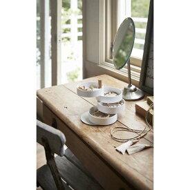 アクセサリートレー トスカ ホワイト 03408 | アクセサリー | 装飾品 | トレイ | 家具 | 整理 | 便利 | おしゃれ | シンプル | 山崎実業 | YAMAZAKI | |