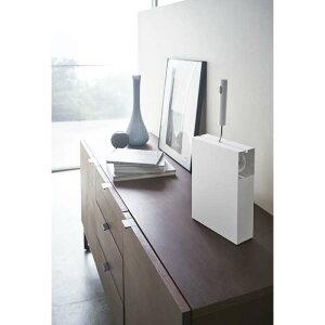 カーペットクリーナースタンド タワー ホワイト 04325 | 山崎実業 YAMAZAKI おしゃれ スタイリッシュ かわいい 便利 シンプル