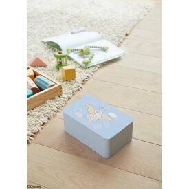 おしりふき収納ケース ダンボ ブルー 090067 | 山崎実業 YAMAZAKI おしゃれ スタイリッシュ かわいい 便利 シンプル