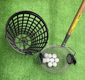 ロールイン プロコレクター ゴルフボールサイズ 集球機 栗の実 回収
