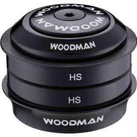 WOODMAN AXIS HS SPG 49.8 x 28.6 ヘッドセット ブラック アウトレット