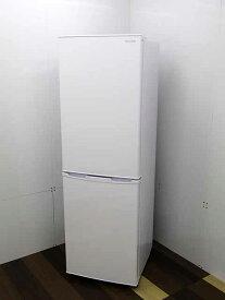 【中古 冷蔵庫】アイリスオーヤマ KRD162-W 162L 2ドア ホワイト 2018年製 【S】 中古 冷凍冷蔵庫 家電 キッチン家電 1〜2人用 小型 激安 1人暮らし