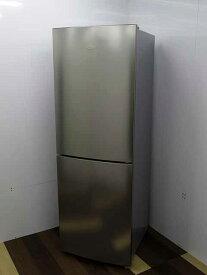 【あす楽】【中古】【冷蔵庫】ハイアール 冷凍冷蔵庫 JR-NF270A 270L 2ドア シルバー 2018年製 【L】 中古 冷凍冷蔵庫 家電 キッチン家電 3人〜用 大型 激安 大家族 ファミリー