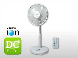 【あす楽】【送料無料】扇風機 TEKNOS テクノイオン搭載 フルリモコン DCリビング扇風機 KII-350DC おすすめ おしゃれ 安い 静か