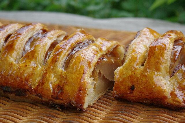 大好評!蓼科高原で焼き上げる絶品の手作り アップルパイ