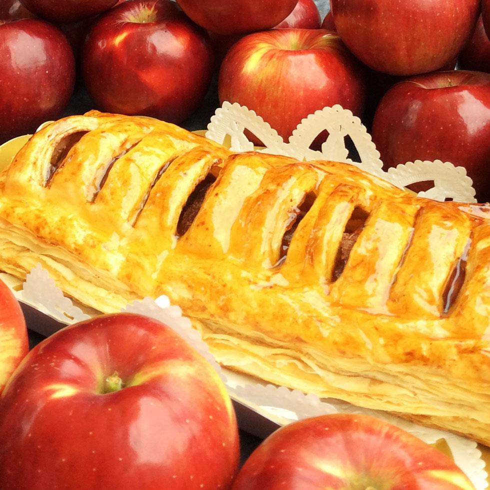大好評!絶品の手作りアップルパイ