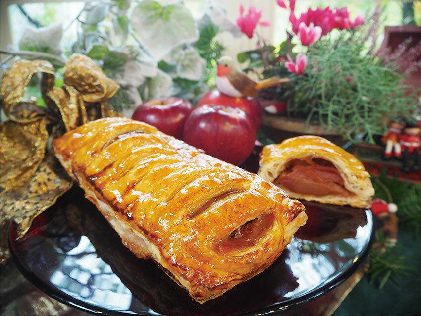 [B-3] 大好評!蓼科高原で焼き上げる人気No.1 紅玉のアップルパイ
