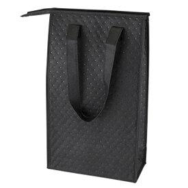 TRUE 保冷トートバッグ 2本用 不織布 エコバッグ