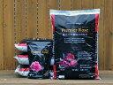 特価 オーガニック肥料付【×4袋+1kg】極上バラ栽培土のもと 15リットル 4袋セット プレミアローズセレクション ※沖…