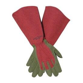 ウエストカウンティーローズ【ルビー】(革手袋、皮手袋、ガーデングローブ、レディース メンズ、園芸手袋) ※土セットと同梱可※