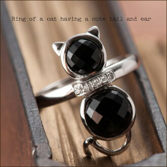 Cat ring ring Onyx diamond jewelry cat ring white gold 12 select j jewelry