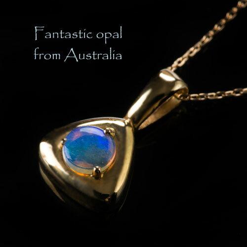 ウォーターオパール ネックレス ホワイトオパール オーストラリア産 オパール ジュエリー アクセサリー レディースジュエリー 品質保証 プレゼント 贈り物 ファッション セレクトジュエリー 30代 40代 50代