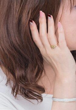 エメラルドダイヤモンドリングハート指輪ジュエリーアクセサリーレディースプレゼント40代50代ファッション送料無料ジュエリーボックスバービー【楽ギフ_包装】