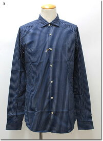 SCOTCH&SODA 【スコッチ&ソーダ】 長袖ストライプシャツ SC20053-51 【10P09Jul16】