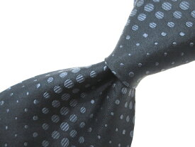 ブランド ネクタイ 【中古】KENNETH COLE ドット 良品 メンズ プレゼント 【,r48322,】