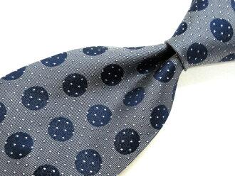 Brand clothes tie 1000 yen pokkiri Francesco Borgia Francis Borgia dot pattern tie good men's gifts * Cod Islands and Okinawa is shipping separately upon not allowed.