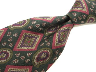 EMILIO ROSSI Emilio Rossi paisley tie quality goods men only brand old clothes tie 1,000 yen ※Only as for the collect on delivery, in Okinawa, the remote island, the road pivot according to the postage is impossible