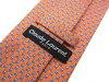 正好名牌旧衣服领带1000日元的Claude Laurent kuraudiroran总花纹领带品质优良的货物人礼物 ※邮费另加道路关键只货到付款冲绳、孤岛不可能