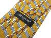正好名牌旧衣服领带1000日元的BELLUMORE铃穆尔总花纹领带品质优良的货物人礼物 ※邮费另加道路关键只货到付款冲绳、孤岛不可能