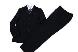 0e23307aac137  美品  オリバーハウス Oliver house 160サイズ ストライプ スーツ 上下 セットアップ ブレザー パンツ