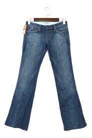 [新品/未使用] ジョーズ ジーンズ JOE'S JEANS 26サイズ 無地 ジーンズ デニム ブーツカット 新品26800円 ネイビー ブランド古着 【中古】