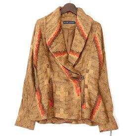 [新品/未使用] ラルフローレン Ralph Lauren 9 ジャケット コート JKRL-HM-2403 個性的 レディース アウター インパクト21 シルク ブランド古着 【中古】