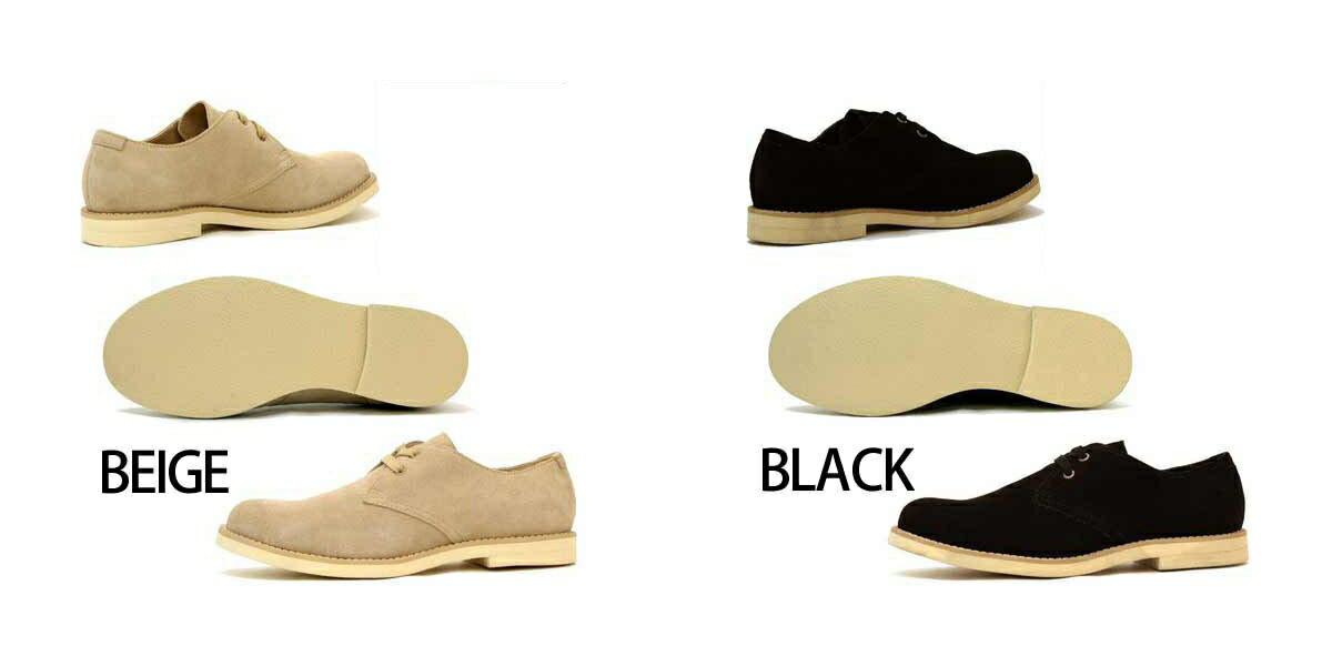 期間限定 チャッカブーツ メンズ ブーツ・シューズ DEDES デデス 本革 スエード ローカット チャッカ ブーツ 靴 紳士靴 ※fu