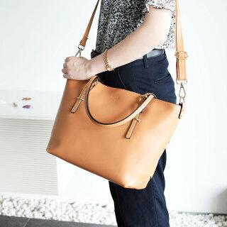 バルコスBARCOSトートバッグショルダーバッグ斜め掛け2wayレザー本革バッグ鞄カバントートショルダー黒白