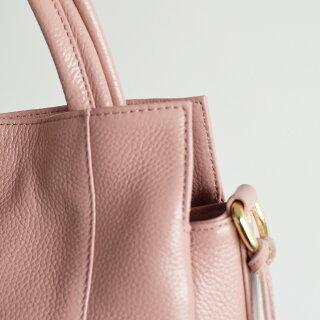 50ac45e975a4 バルコスBARCOSハンドバッグショルダーバッグ斜め掛け2wayレザー本革シュリンクレザーバッグ鞄カバン