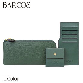 BARCOS GLウォレット L型財布<チルコロL> レディース 全1色 ONESIZE バルコス